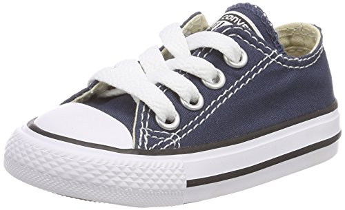 Converse Converse Chuck Taylor All Star 3J237, Unisex - Kinder Sneakers, Blau (Navy), EU 28
