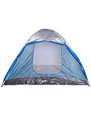 Olimpia Avance 3 Mevsim 6 Kişilik Kamp Çadırı Çadır, Unisex, Gri, Tek Beden