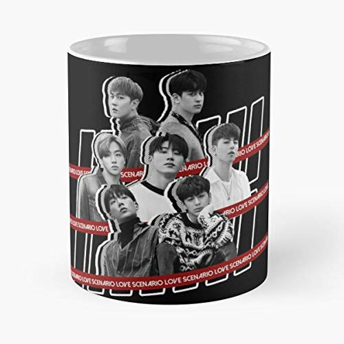 Ikon - Love Scenario Return Classic Mug -11 Oz Coffee Funny Sophisticated Design Great Gifts White-miinviet.