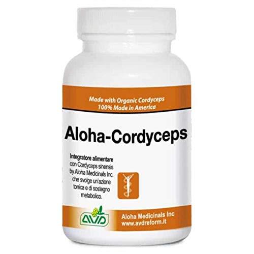 CORDYCEPS ALOHA 30 Capsule Avd Reform