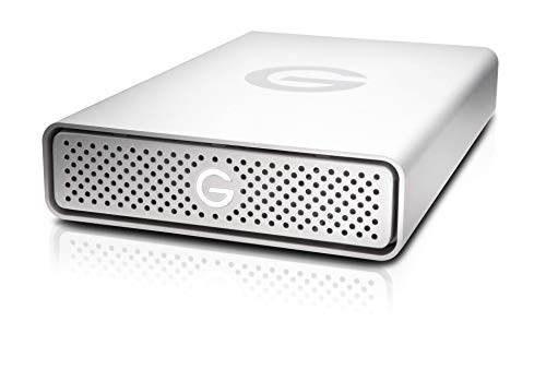 G-Technology 6TB G-DRIVE USB-C (USB 3.1 Gen 1) Desktop External Hard Drive - 0G05670-1