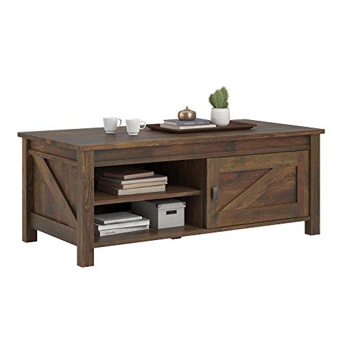 Ameriwood Home Farmington Coffee Table, Rustic