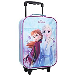 Frozen suitcase children's suitcase trolley Disney Frozen Anna Elsa