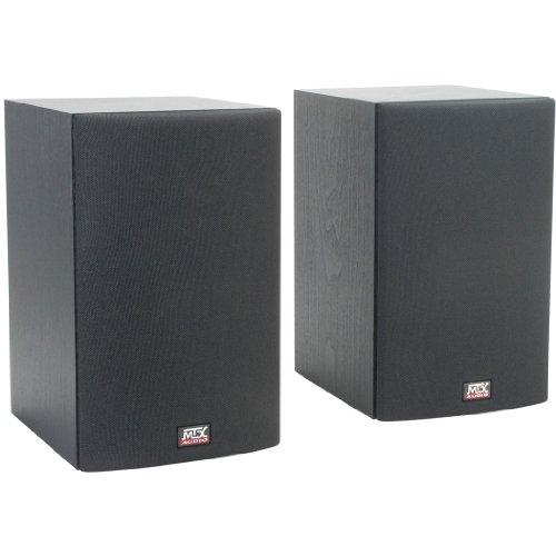 MTX Audio MONITOR5I 5.25' 2-Way Monitor Series Bookshelf Speakers