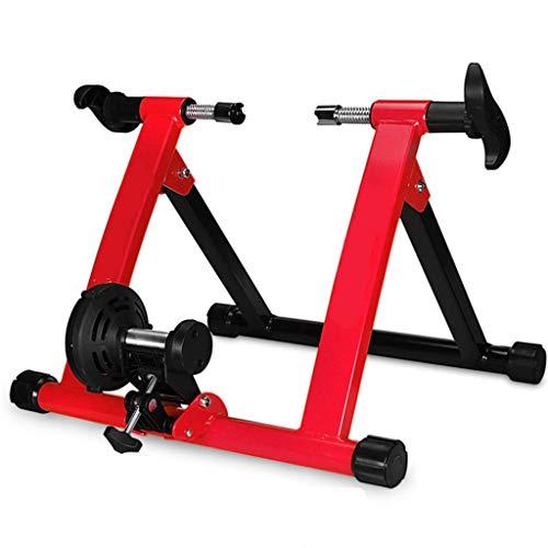 ZXYY Soporte de entrenamiento para bicicleta en interiores y exteriores, para entrenamiento de bicicleta, 3