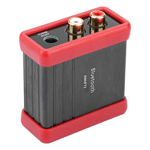 Ricevitore audio Bluetooth wireless Dgtrhted Box RCA per amplificatore per altoparlanti per auto Modifica 12VDC HF73