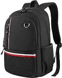 commercial School backpack for teenage girls and boys. Lightweight laptop backpack.Waterproof slim school bag school bags teen