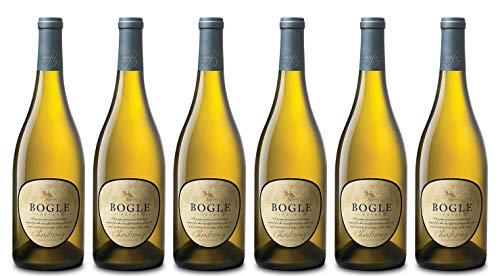 6x 0,75l - 2019er - Bogle - Chardonnay - California - Weißwein trocken