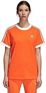 (アディダスオリジナルス) adidas Originals 3 Stripes T-Shirt レディース Tシャツ [並行輸入品]