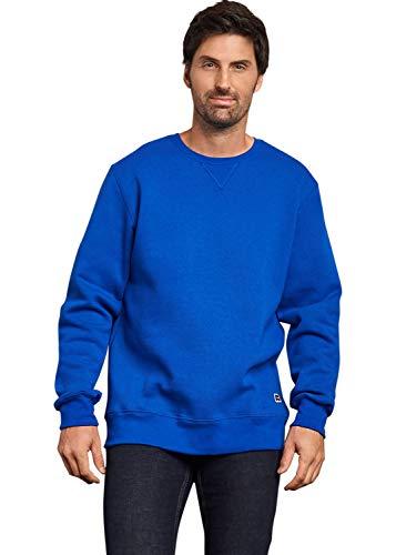 Russell Athletic Herren Cotton Classic Fleece Crew Hemd, Sweatshirt-royal, Mittel
