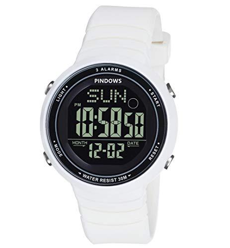 Relojes Mujer Digital Deporte Relojes Digital Mujer Relojes Deporte Mujer Relojes Unisexo Relojes Adolescent Estudiante Multifuncional Relojes
