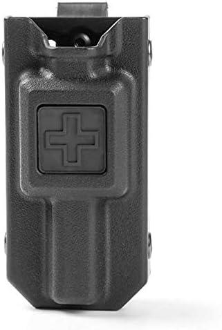 WOLF TACTICAL Tourniquet Holder Rigid MOLLE TQ Case or CAT Combat Application Tourniquets Medical product image
