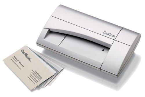 CardScan Executive v8 Card Scanner