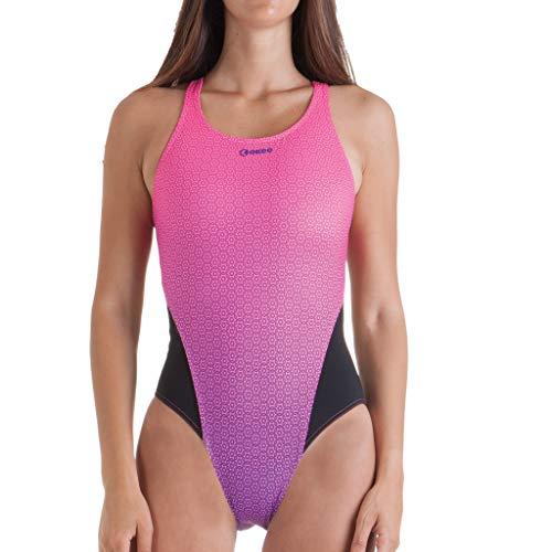 Okeo - Costume Nuoto Donna - Vischio (40)