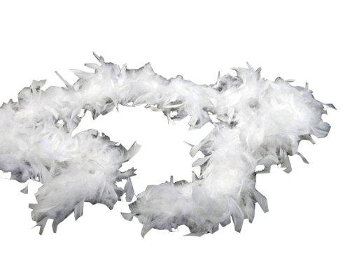 Boa blanc - taille - Taille Unique - 173478