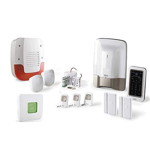professionnel comparateur Delta Dore – Tyxal + – Kit d'alarme domestique sans fil 1 choix