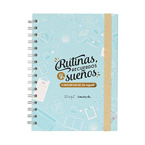 Planificador semanal Beta Coqueta + Mr. Wonderful