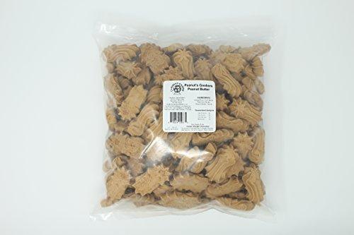 Claudia's Canine Bakery - 5 Pound Bulk Bags (Peanut Butter Goobers)