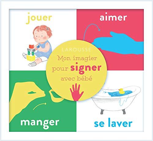 Mon imagier pour signer avec bébé