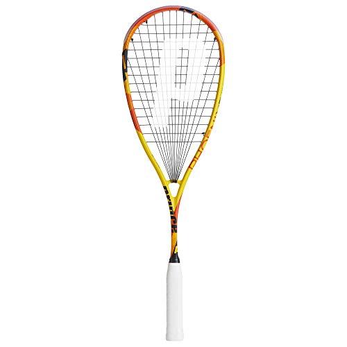 Prince Phoenix Elite 700 Squash Raquette (diverses Options) (1 Raquette + 3 Pro Squash des Balles)