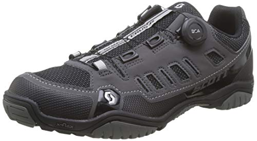 Scott 251840, Zapatillas Deportivas Crus-r Boa anthr/Black 40.0 Unisex para Adulto