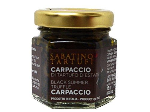 サマートリュフ カルパッチョ 25g SABATINO TARTUFI サバティーノ社