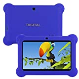 Tagital T7K Kids Tablet, 7 inch Display, Kids Mode Pre-Installed, with...