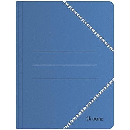 DOHE Basic Classeur Papier cartonné A5Bleu
