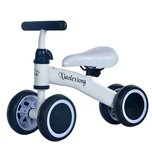 Jinclonder Bicicletas de Equilibrio para bebés Bicicleta, C
