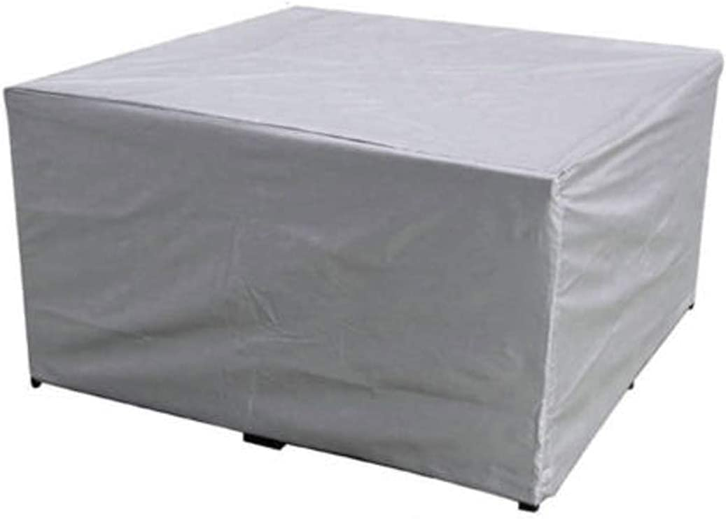 HUHUO Garden Max 56% OFF overseas Furniture Covers Outdoor Large Windproof Rectangul