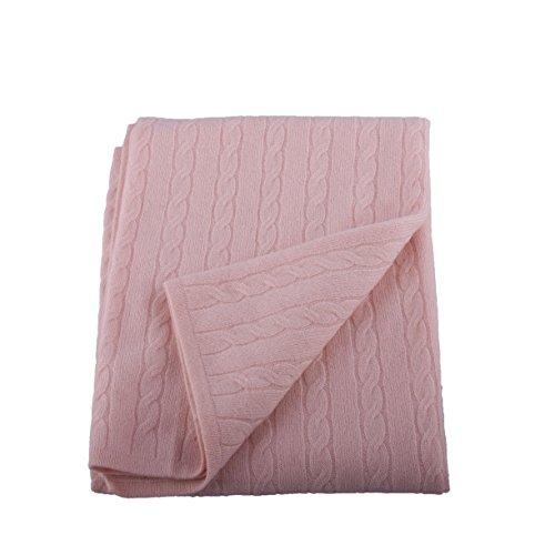 Lucky Bird Cashmere Baby Blanket