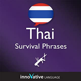 Learn Thai - Survival Phrases Thai, Volume 2: Lessons 31-60 cover art