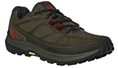 A great choice for trail runners looking for a lighter, more responsive experience Two layer abrasion resistant mesh upper Gusseted tongue prevents dirt and debris from getting inside your shoe Ghillie lacing system provides additional midfoot securi...