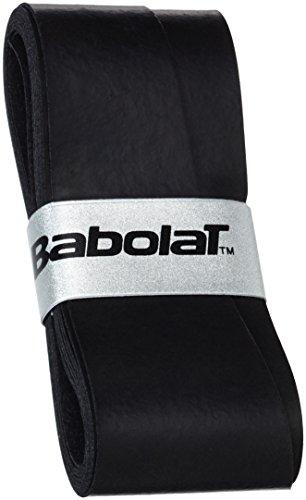 Babolat VS Grip de Tenis (Pack de 3 Grips), Negro