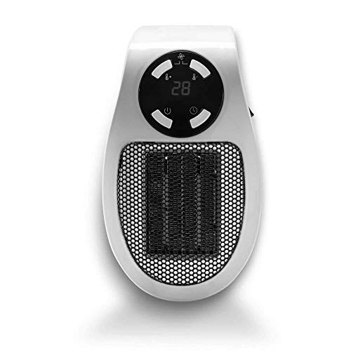 Calefactor de Cerámica Portátil White Heater 500W