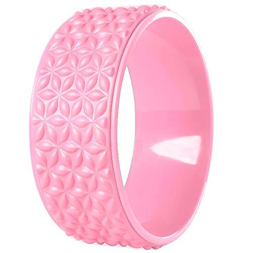 Hållbart Yogahjul Nybörjare Yoga Wheel Backbend Yoga Wheel Pilates Ring Lämplig för hem och gym...
