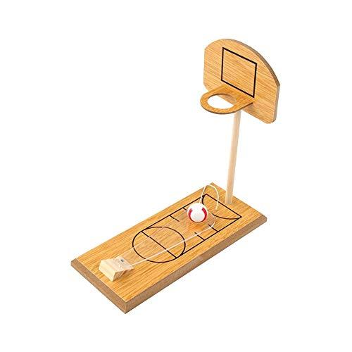 SYXX Basket-ball Jouets de bureau, de basket-ball de table machine Creative Décompression machine de tournage, Mini Fun Basketball Jeu Jouets, Catapult enfants de prise de vue de donner des cadeaux Bo