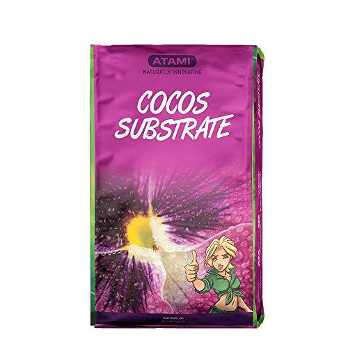 Sustrato/Fibra de Coco 100% BIO para el cultivo Atami (50L)
