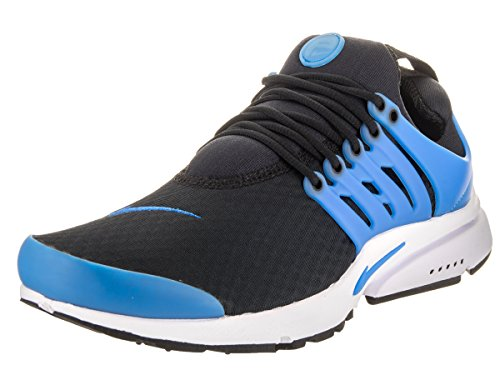 Nike Men's Air Presto Essential Black/Blue 848187-005 (Size:...