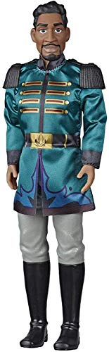 Disney Frozen Mattias Fashion Doll with Removable Shirt Inspired by The Disney 2 Movie - Toy for Kids 3 Years Old & Up