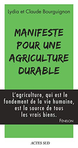 Download Manifeste Pour Une Agriculture Durable 