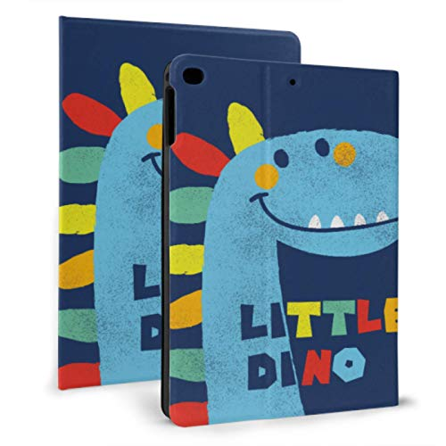 New Ipad Cover Funny Ancient Cute Dinosaur In Painting Kids Shockproof Ipad Case For Ipad Mini 4/mini 5/2018 6th/2017 5th/air/air 2 With Auto Wake/sleep Magnetic Protective Ipad Case