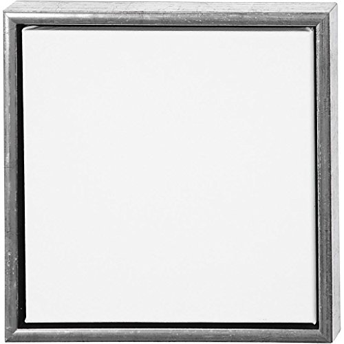 ArtistLine Leinwand mit Rahmen, Außenmaß 34 x 34 cm, Tiefe 3 cm, Leinwandgröße 30 x 30 cm, 1 Stück