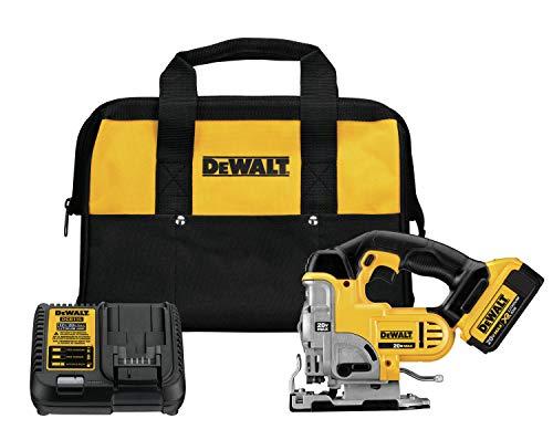 DEWALT 20V MAX Jig Saw, Corded (DCS331M1)