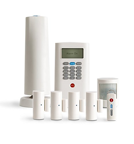 SimpliSafe 5 Piece Wireless Home Security System Now $112.44 (Was $249.99)