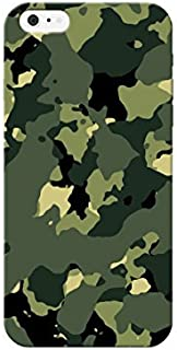 Army Men Camouflage Phone Back Cover For Apple Iphone 5c Camo Case