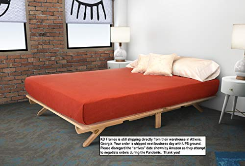 Buy Cheap Fold Platform Bed - Full