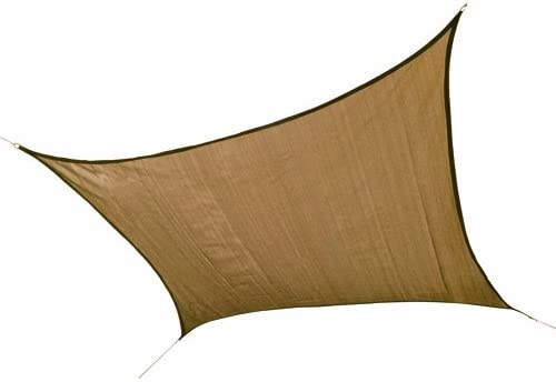 ShelterLogic Sand Shade favorite Square 70% OFF Outlet Sail Cover