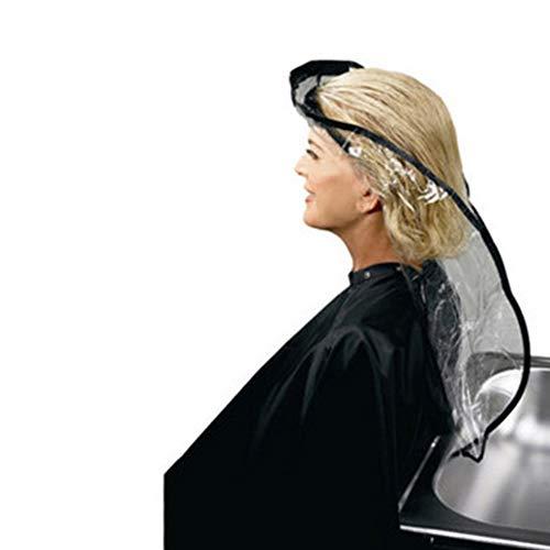 WANGXN 5 pièces Cheveux Entonnoir Lavage des Cheveux shampooing de rinçage Patients médicaux Personnes âgées handicapé Entonnoir Outil de Lavage des Cheveux