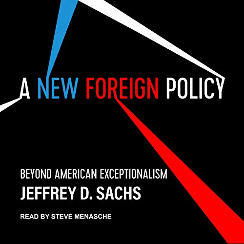 A New Foreign Policy audiobook cover art
